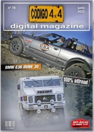 Revista digital Codigo 4x4
